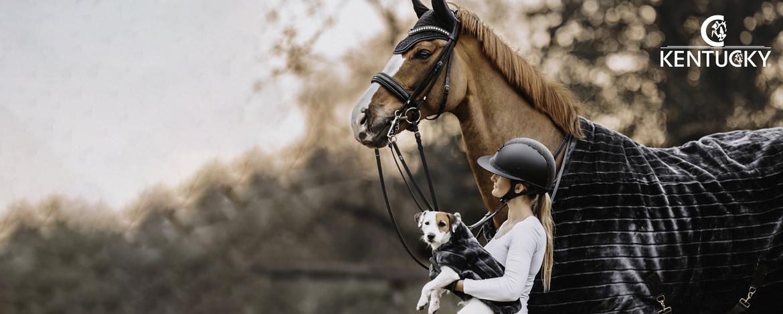 Gut eingedeckt mit Kentucky Horsewear