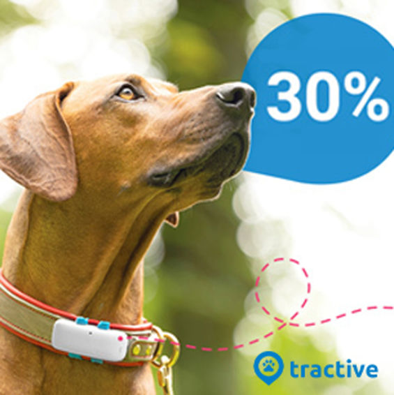 Tractive Aktion